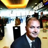 Direktør for ejendomsselskabet Dades Boris Nørgaard Kjeldsen fotograferet i Ballerup, som selskabet ejer.