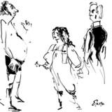 Tegning: Erik Werner