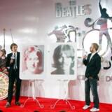 The Beatles Love-album er stadig en sællert. Faktisk verdens tredjemest solgte i 2006.
