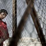 I Zaatari Refugee Camp bor ca. 120.000 syrere på flugt fra borgerkrigen i hjemlandet.