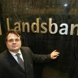 Den tidligere CEO i Landsbanki, Sigurjón Árnason.