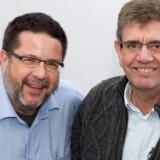 Claus Hammerby og Michael Spangsberg