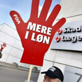 I 2008 blev der strejket for højere løn. Det scenarie er nærmest utænkeligt i kriseåret 2012.