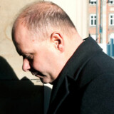 Forsvarsminister Søren Gade ankommer  til gudstjenesten før Folketingets åbning.