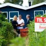 Køberne får skåret en fjerdedel af udbudsprisen på boligerne, viser analyse.