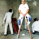 Tilskud til boligprojekter kan bedst udnyttes ved relativt dyre projekter - men indvendigt malerarbejde er foreløbig ikke med i planerne.