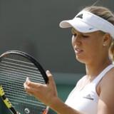 Endnu engang blev fjerde runde endestationen for Caroline Wozniackis deltagelse i Wimbledon-turneringen.