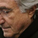 Bermard Madoff udviste stor kreativitet på Wall Street. Nu sidder han i fængsel.