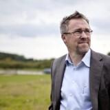 Neurosearchs adm. direktør Patrik Dahlen svinger nu sparekniven.