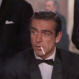 """Det var i """"Mission Drab"""", at verdens biografgængere første gang hørte til udtryk som """"Bond, James Bond"""" og """"shaken, not stirred."""