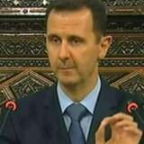 Ud over det internationale komplot, peger al-Assad på at landets lange tørke har skabt dårlig økonomi og derfor er grunden til oprøret i landet.