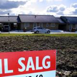 Alene for parcel- og rækkehuse er der omkring 70.000 tomme boliger i Danmark.