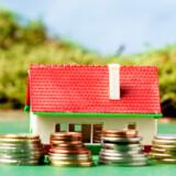 Selv om du ejer Kongens mønt, kan du låne hele beløbet til boligkøb, lyder det fra Danske Bank og Nordea - men der skal være luft budgettet, når ydelsen er betalt.