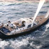 Mærksk McKinney Møller er på udkig efter nyt fartøj til lystflåden. Den aldrende Hr. Møller har denne model, Swan 82 RS, i kikkerten. Her er fokus på luksus og komfort.