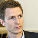Jesper Petersen, tidligere politisk ordfører for SF, har forladt sit parti til fordel for Socialdemokraterne.