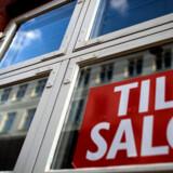 Der er stor forskel på, hvor hurtigt sælgerne sætter prisen ned - det svinger både med landsdelen og boligtypen.