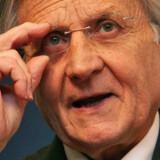 Den europæiske centralbanks direktør Jean-Claude Trichet ventes at holde renten uændre på én procent det kommende år.