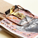 Hvis boligen er faldet meget i værdi, kan realkreditten stille sig på hælene over for en konvertering af lånene.