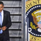 Obama ankommer til Dresden