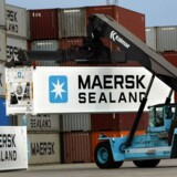 Tirsdag løfter Maersk Line sløret for organisationens fremtidige opbygning. Arkivfoto.