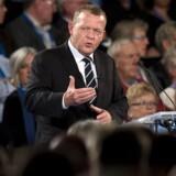 Venstres landsmøde 2014. Formand Lars Løkke Rasmussens tale til landsmødet.