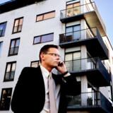 Peter Norvig forklarer sit rekord-slogan med, at nybyggede boliger ikke længere bør tælle med, for dem bliver der slet ikke solgt nogen af for tiden.