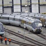 IC4-togene kan være ramt af flere fejl, og derfor skal DSB nu komme med en ny risikovurdering af de skandaleomsuste tog.