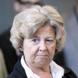 Birthe Rønn Hornbech lægger op til et opgør med EF-domstolen.