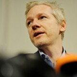 WikiLeaks' sitfter, Julian Assange.
