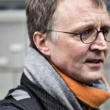 ARKIVFOTO. Tirsdag d. 26. februar 2013 indledtes det afsluttende forhandlingsmøde mellem KL og Lærernes Centralorganisation hos KL i København. Her ses Anders Bondo Christensen, formand for Lærernes Centralorganisation.