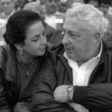 Ariel Sharon skal begraves ved siden af sin hustru, Lily, der blev stedt til hvile ved parrets Shikmim-ranch i Negev-ørkenen i 2000.