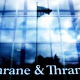 I fjerde kvartal af regnskabsåret 2006/07 og i 1. kvartal i indeværende regnskabsår havde Thrane & Thrane en stor ordreindgang.