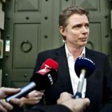 Klaus Riskær Pedersen står igen foran retten, når ankesagen mod ham i dag begynder i Østre Landsret.