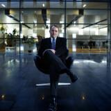 Adm. direktør i KMD Lars Monrad-Gylling, her i lokalerne i Ballerup, ønsker ikke at kommentere sagen om det eventuelle salg af det kommuneejede selskab. Arkivfoto: Stine Larsen