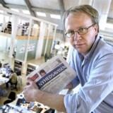 David Trads, chefredaktør på Nyhedsavisen.