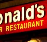Britiske McDonald's-kunder skal skynde sig - ellers vanker der en bøde.