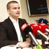 Skatteminister Thor Möger Pedersen (SF) orienterer om den undersøgelseskommission, der skal kulegrave Skatteministeriets rolle i Helle Thornings skattesag.