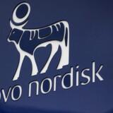 Novo Nordisk i Bagsværd. (Foto: Liselotte Sabroe/Ritzau Scanpix)