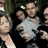Integrationsminister Birthe Rønn Hornbech kan vente dom ved Menneskeretsdomstolen, hvis den såkaldte tuneserlov vedtages.