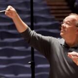 Den fransk dirigent Marc Soustrot gæstede DR SymfoniOrkestrets og virkede noget uoplagt.