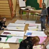 Pædagogerne og KL er uenige om, hvor mange børn, pædagogerne skal passe i f.eks. SFO'erne under lærer-lockouten. Arkivfoto.