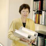 Skatterådets formand Lida Hulgaard ser intet problem i at lade offentligheden få kendskab til rådets afgørelser.  Foto: Scanpix