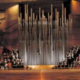 De 150 aluminiumsrør foran DR Koncerthusets enorme hollandske orgel skal måske fjernes.