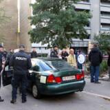 Politiet har forlænget sin ret til at visitere hvem som helst når som helst i hovedstadsområdet.
