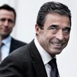 Anders Fogh Rasmussen har gentagne gange benægtet at være kandidat til Nato-posten.