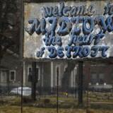 """""""Detroit er på vej tilbage,"""" lyder det fra Detroits guvernør Rick Snyder"""