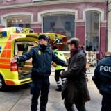 Torsdag var der endnu et skuddrama i København.