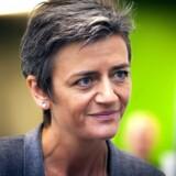 Margrethe Vestager på Naturvidenskabernes Hus i Bjerringbro - også Brian Bruhn