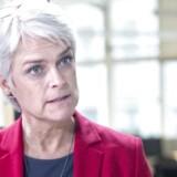 Annette Vilhelmsen er fortsat formelt SF's leder indtil Pia Olsen Dyhr tager over.
