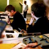 Dumpeprocenten blandt fremtidens matematiklærer var alarmerende høj.